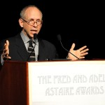 The Fred and Adele Astaire Awards is delivering speech