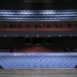 View of the GWL Theater Seating from the Stage