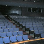 partial view of GWL Theater Seating