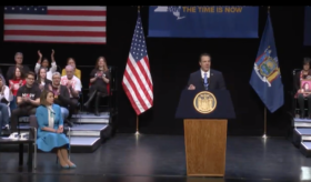 Cuomo and Pelosi Signs Red Flag Gun Protection Bill