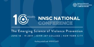 A poster of NNSC National Conference with information of the conference